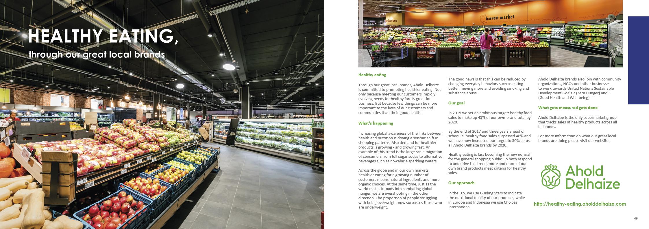 Ahold Dehaize - Metropolitan Food Security